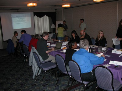 First BC User Group meeting June 2005