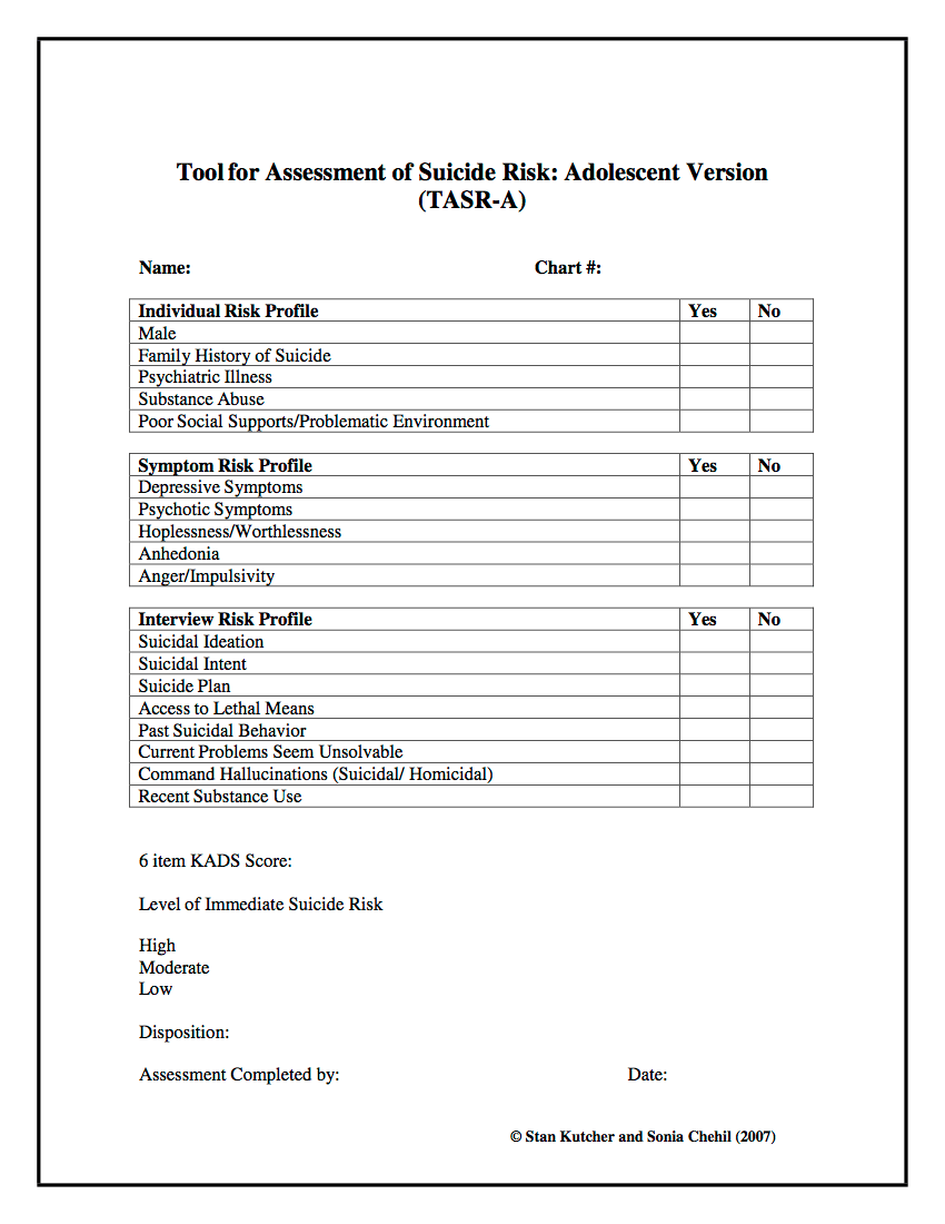 Emr resume sample emr trainer cover letter docoments for Risk assessment template mental health