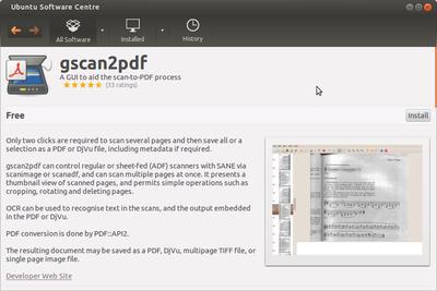 Ubuntu at Work in the Medical Office — OSCAR Canada Users Society