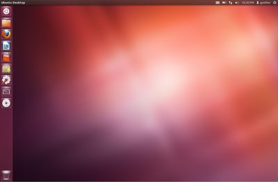 Ubuntu 12.04 Desktop screenshot